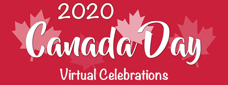 2020 canada day banner