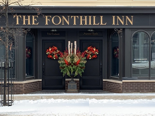 fonthill in entrance