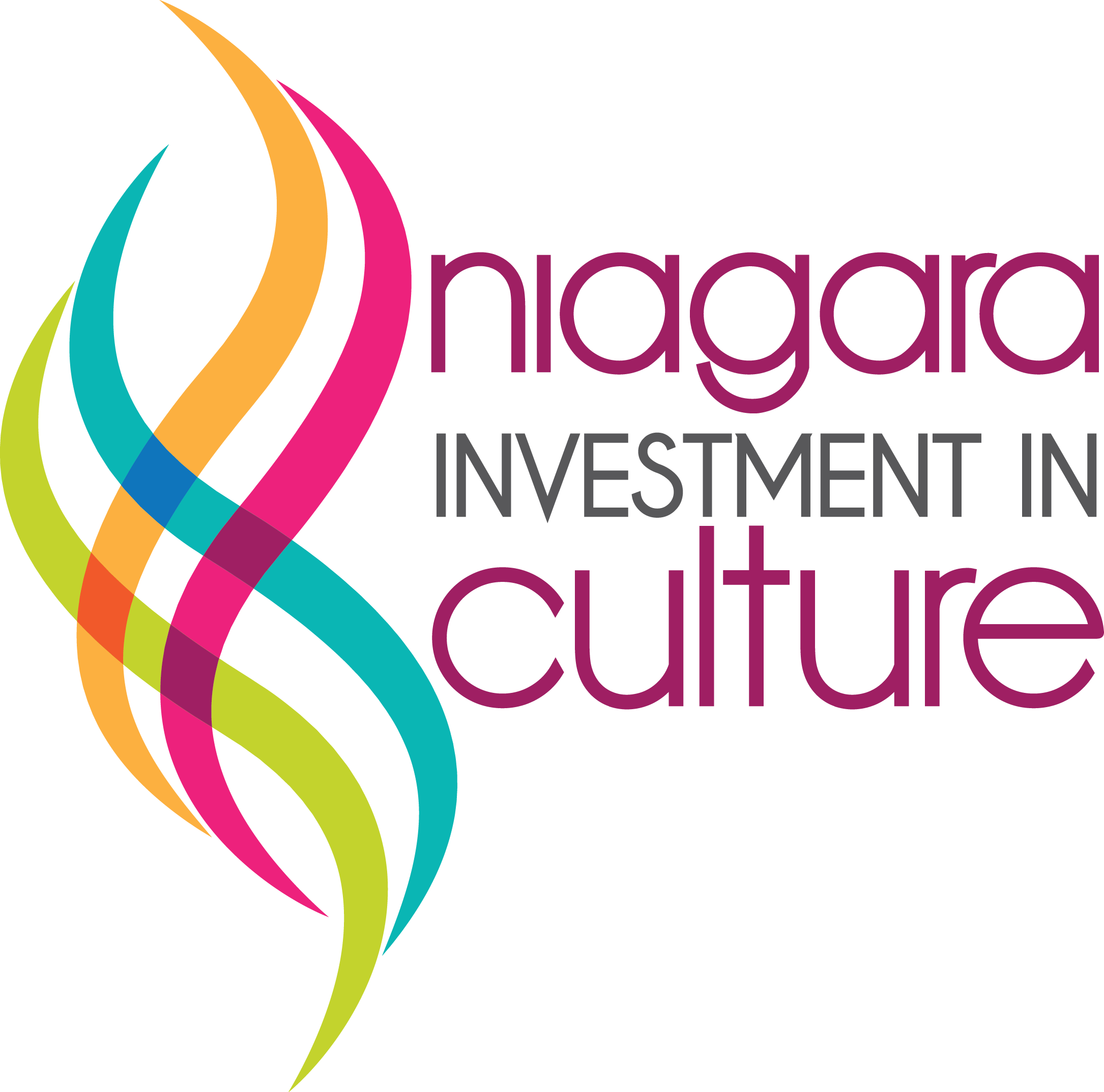 Niagara Investment in Culture Logo