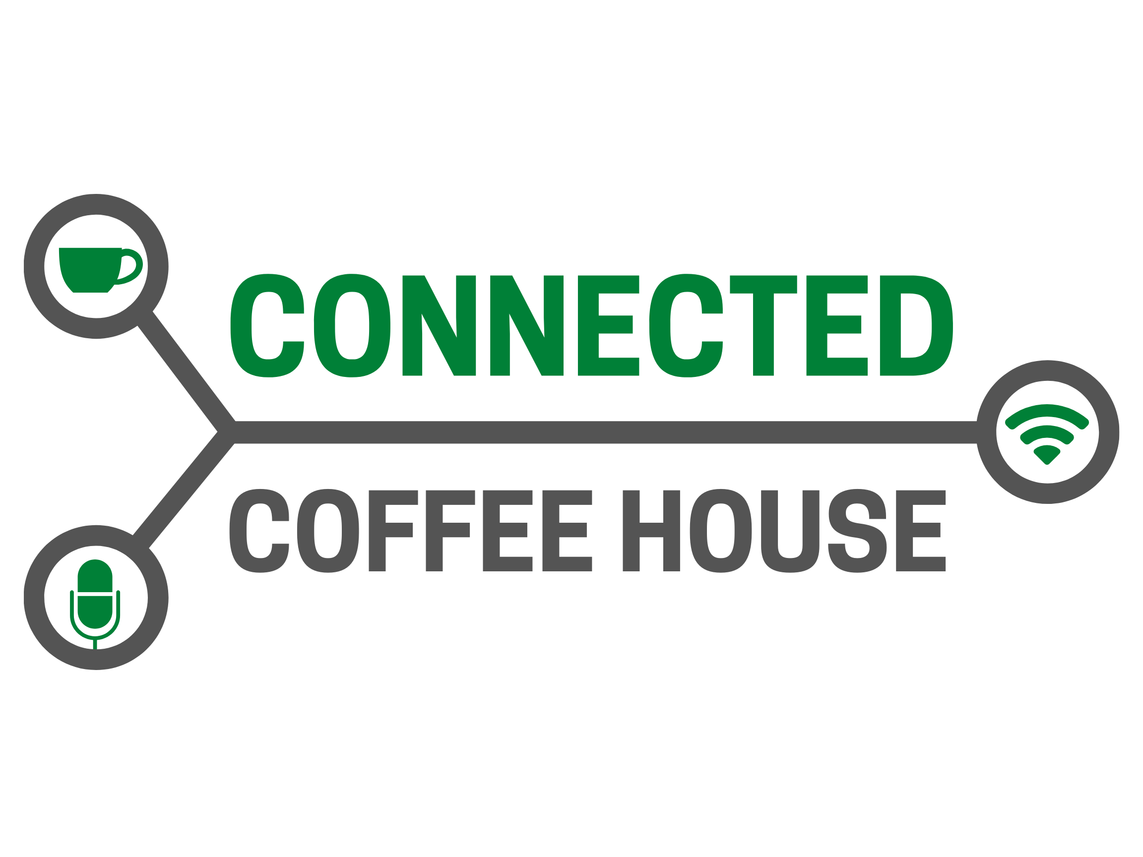 Connected Coffee House Logo