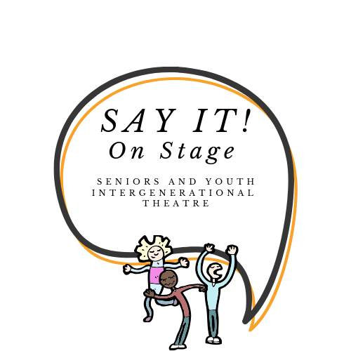 say it logo